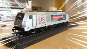 News: Micro-Senor model locomotive on Innotrans 2018